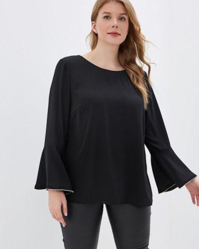 Блузка - черная Kitana By Rinascimento