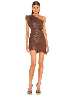 Sukienka skórzana Lamarque