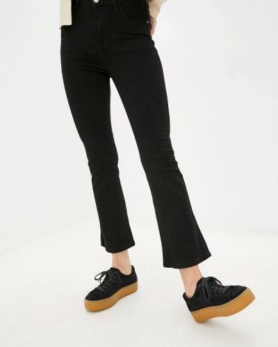 Широкие джинсы - черные G&g