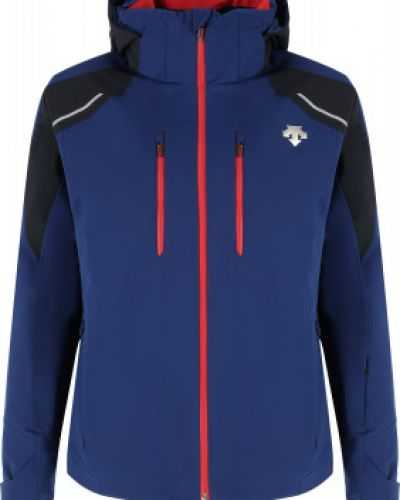 Куртка мембранная - синяя Descente