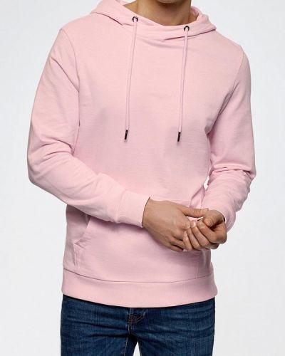 Розовое худи Oodji