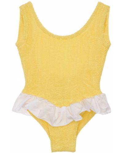 Купальник - желтый Hunza G