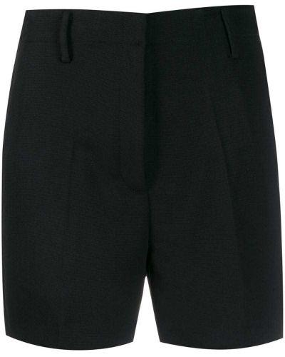 Деловые черные шорты Michael Michael Kors