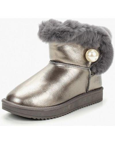 Полусапожки серебряный Max Shoes