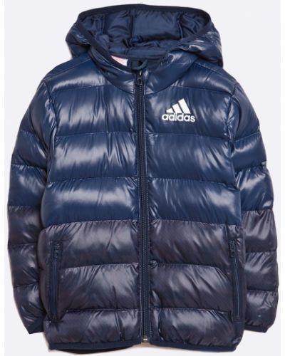 Куртка с капюшоном теплая Adidas Performance