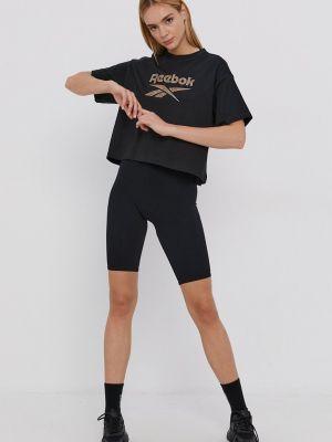 Хлопковая футболка Reebok Classic