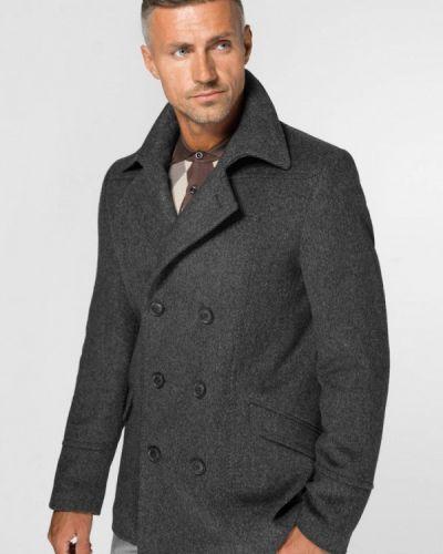 Пальто серое Arber