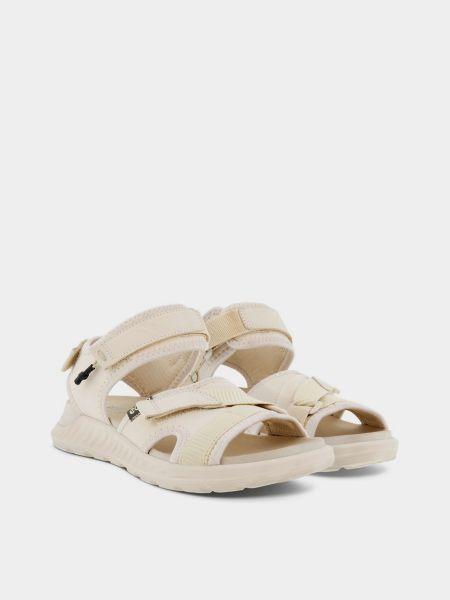 Белые сандалии Ecco