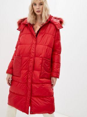 Утепленная куртка - красная Canadian