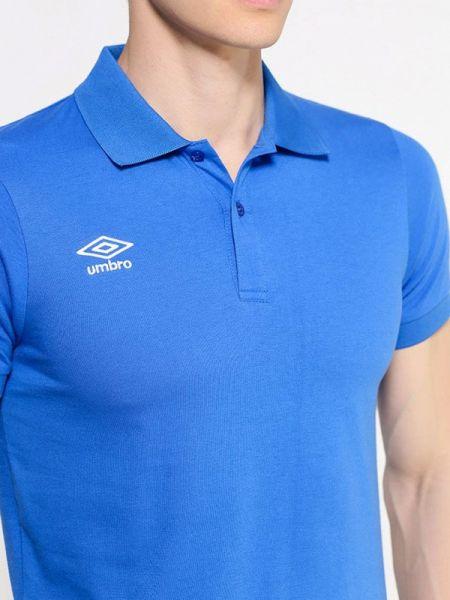 Синяя футболка Umbro