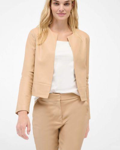 Кожаный пиджак Orsay