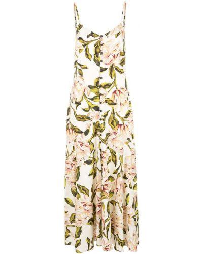 Платье платье-комбинация на пуговицах Mara Hoffman