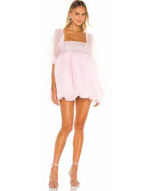 Różowa sukienka Selkie