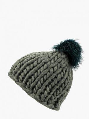 Зеленая шапка осенняя Oddwood
