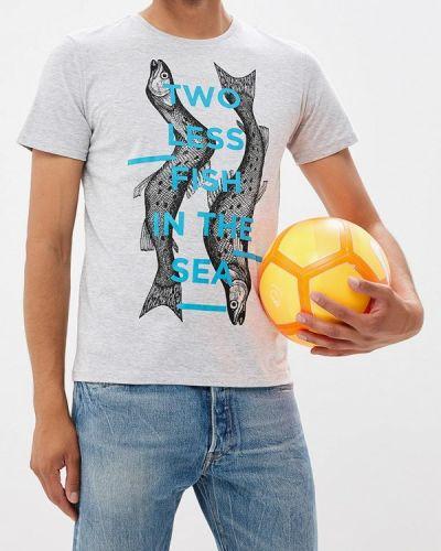 Серая футболка Ovs
