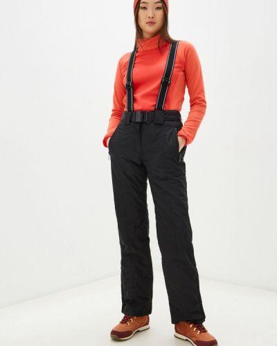 Горнолыжные брюки - черные Glissade