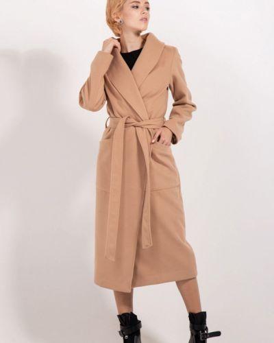 Пальто с капюшоном Bessa