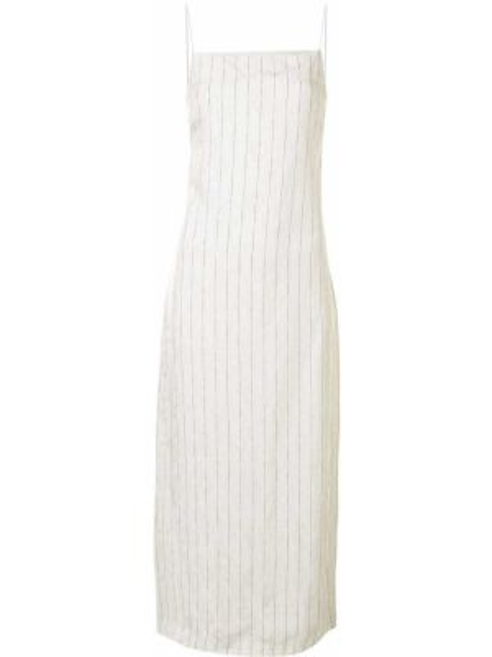Платье миди с открытой спиной платье-комбинация Dion Lee
