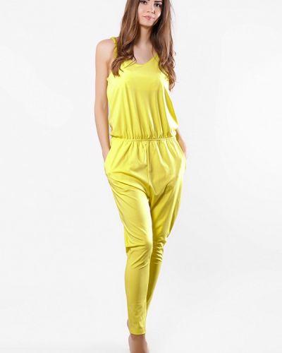 Комбинезон - желтый Sfn