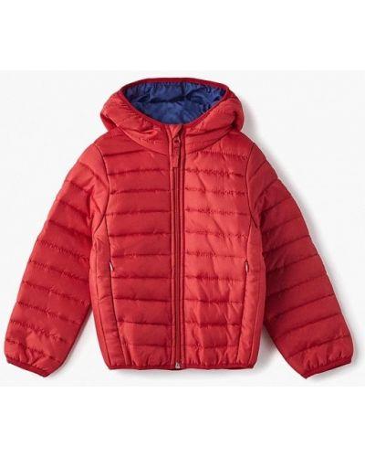 Красная куртка теплая Piazza Italia