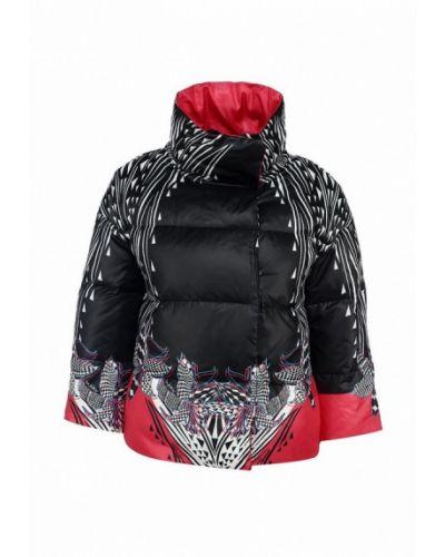 Зимняя куртка черная осенняя Byblos