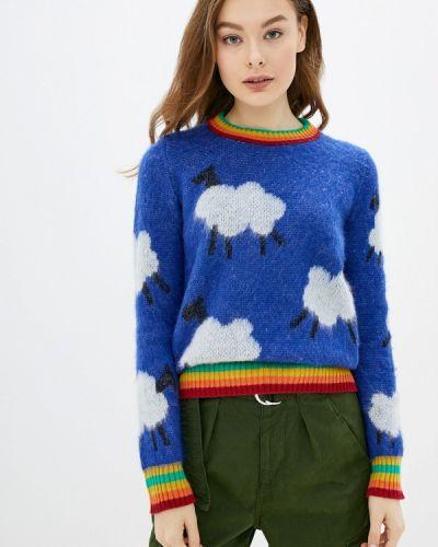 Свитер синий United Colors Of Benetton