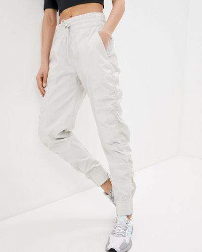 Бежевые спортивные брюки Adidas By Stella Mccartney
