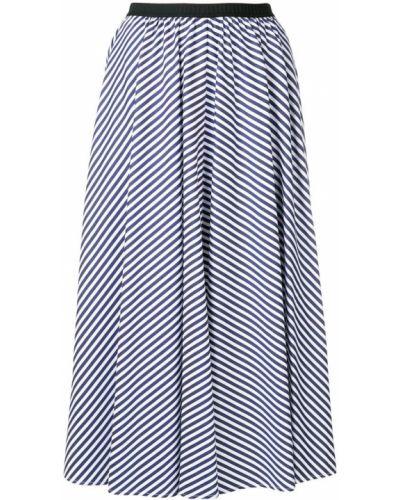 Плиссированная юбка миди макси Antonio Marras