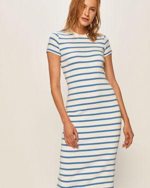 Sukienka midi codzienna wełniana Polo Ralph Lauren