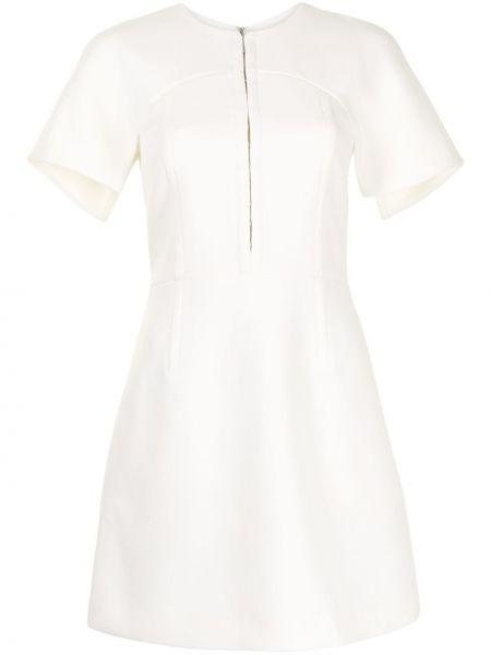 Платье мини короткое - белое Dion Lee