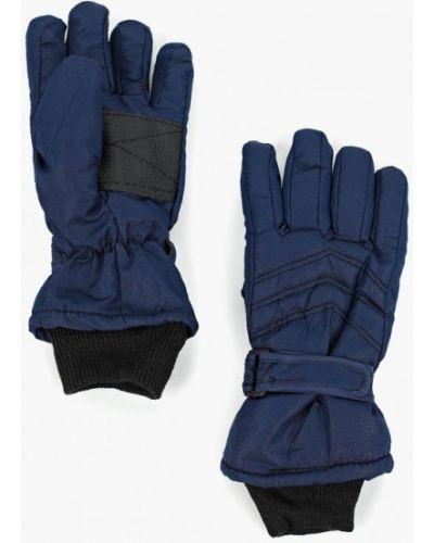 Синие перчатки Modis