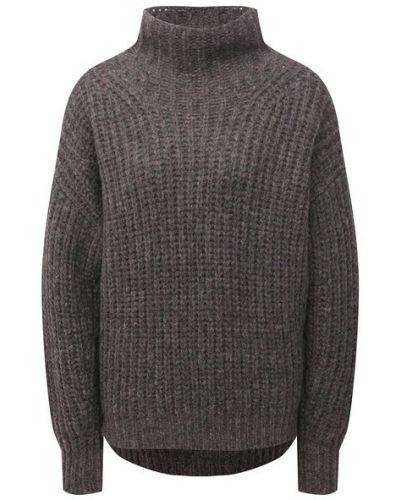 Шерстяной свитер - серый Isabel Marant
