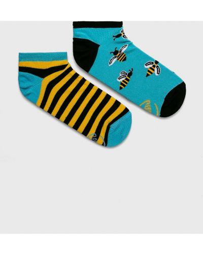 Синие носки Many Mornings