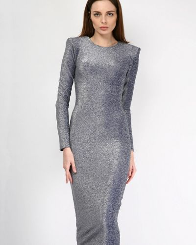 Платье весеннее синее Lipinskaya Brand