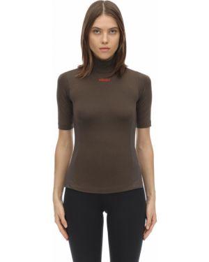 Рубашка с принтом без воротника Ambush