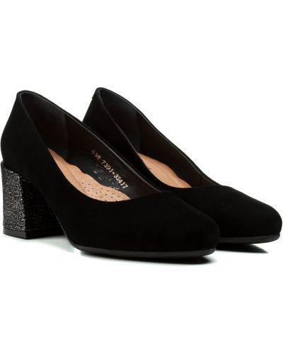 Туфли - черные Visconi