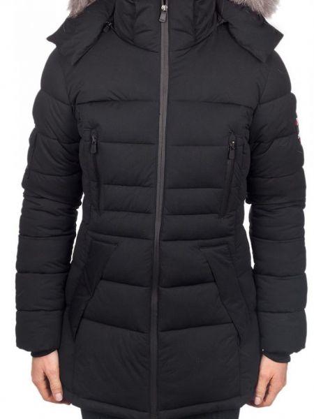 Куртка с капюшоном утепленная стеганая Pajar