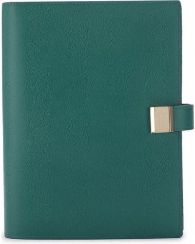 Зеленая папка Smythson