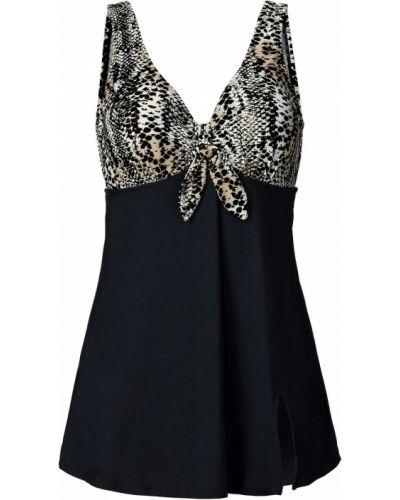 Платье купальное с разрезом Bonprix