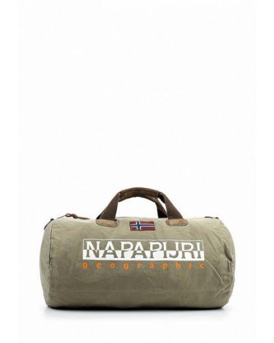 Дорожная сумка хлопковая Napapijri