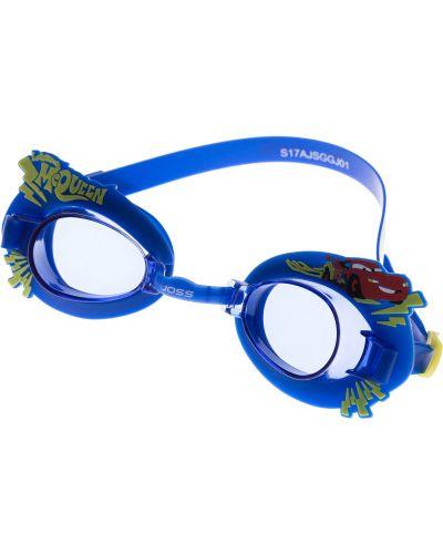 Синие очки для плавания Joss