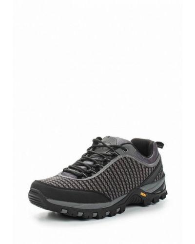 Серые треккинговые ботинки Ascot