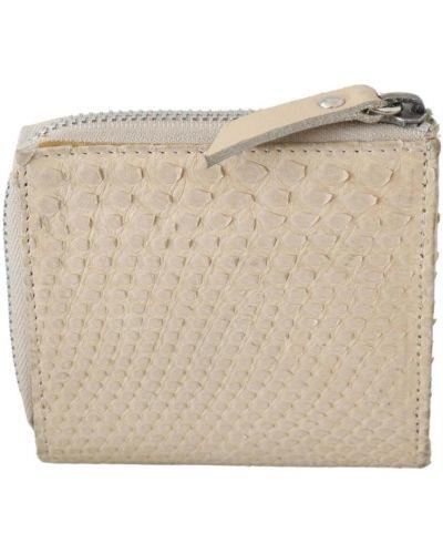Beżowy portfel Gf Ferre