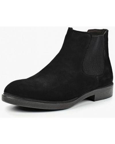 Ботинки осенние замшевые челси Vitacci