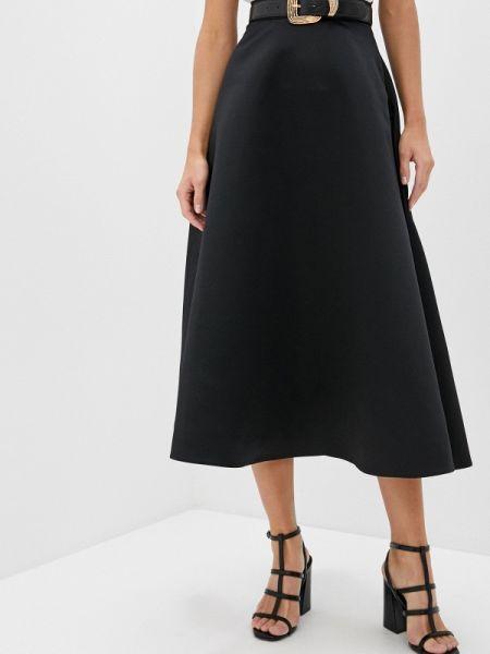 Платье черное широкое Trendyangel