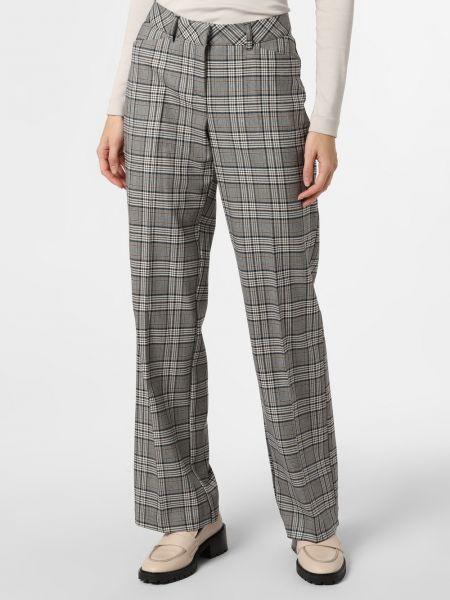 Beżowe klasyczne spodnie Marie Lund