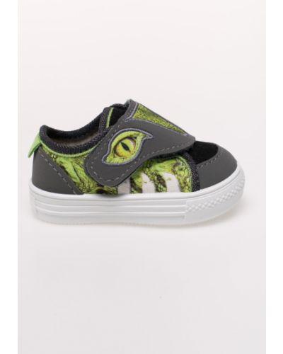 Sneakersy zielony Befado