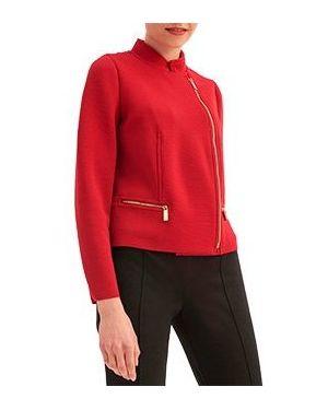 Пиджак красный Luisa Spagnoli