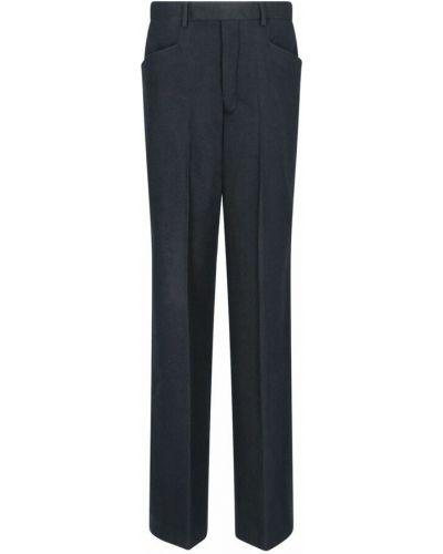 Spodnie - niebieskie Rick Owens