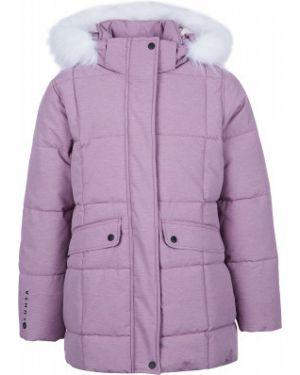 Зимняя куртка розовый спортивная Luhta